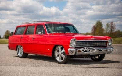 1966 Chevrolet II Wagon